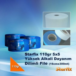 Starfix 150gr 4x4 Turuncu Mantolama Sıva Filesi